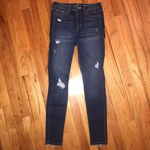 NEW Hollister High-Rise Super Skinny Jeans size 5